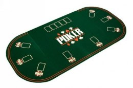 Maty do pokera Mata składana Poker i Black Jack 160 x80 cm